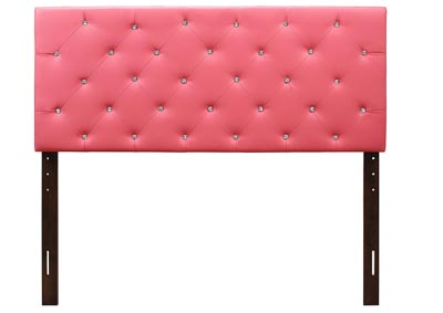 Image for Pink Full Headboard