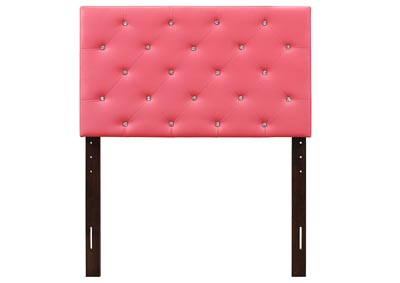 Image for Pink Twin Headboard