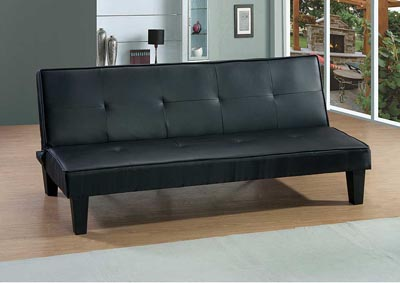 Image for Black Sofa Bed