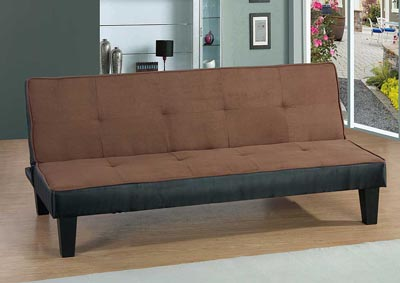 Image for Chocolate Sofa Bed