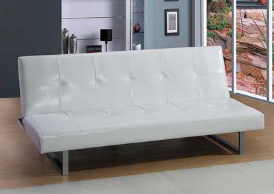 Image for White Sofa Bed