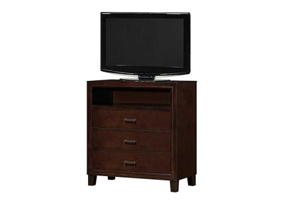 Image for Cappuccino TV Chest