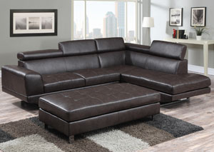 Image for Cappuccino Sectional