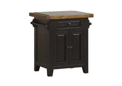 Image for Tuscan Retreat Small Granite Top Kitchen Island