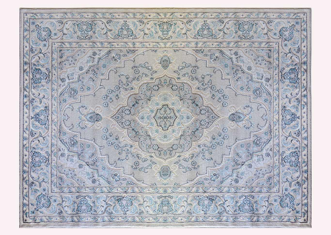 "Oxford Beige-Cream Area Rug 5'2"" x 7'2"",Home Dynamix"