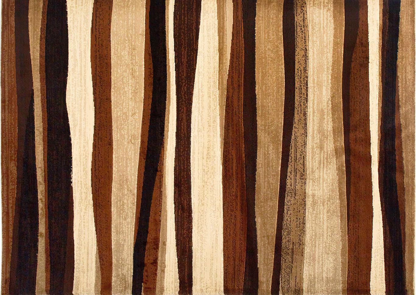 Home Dynamix Tribeca Jayden Contemporary Area Rug 39 X55 Striped Brown Beige Black Renaissance Philadelphia Pa