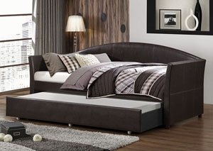 Image for Espresso Daybed Master