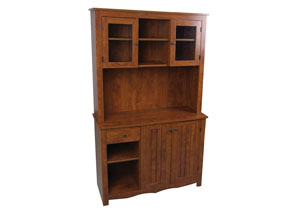 Image for Oak Oak Hills China Cabinet
