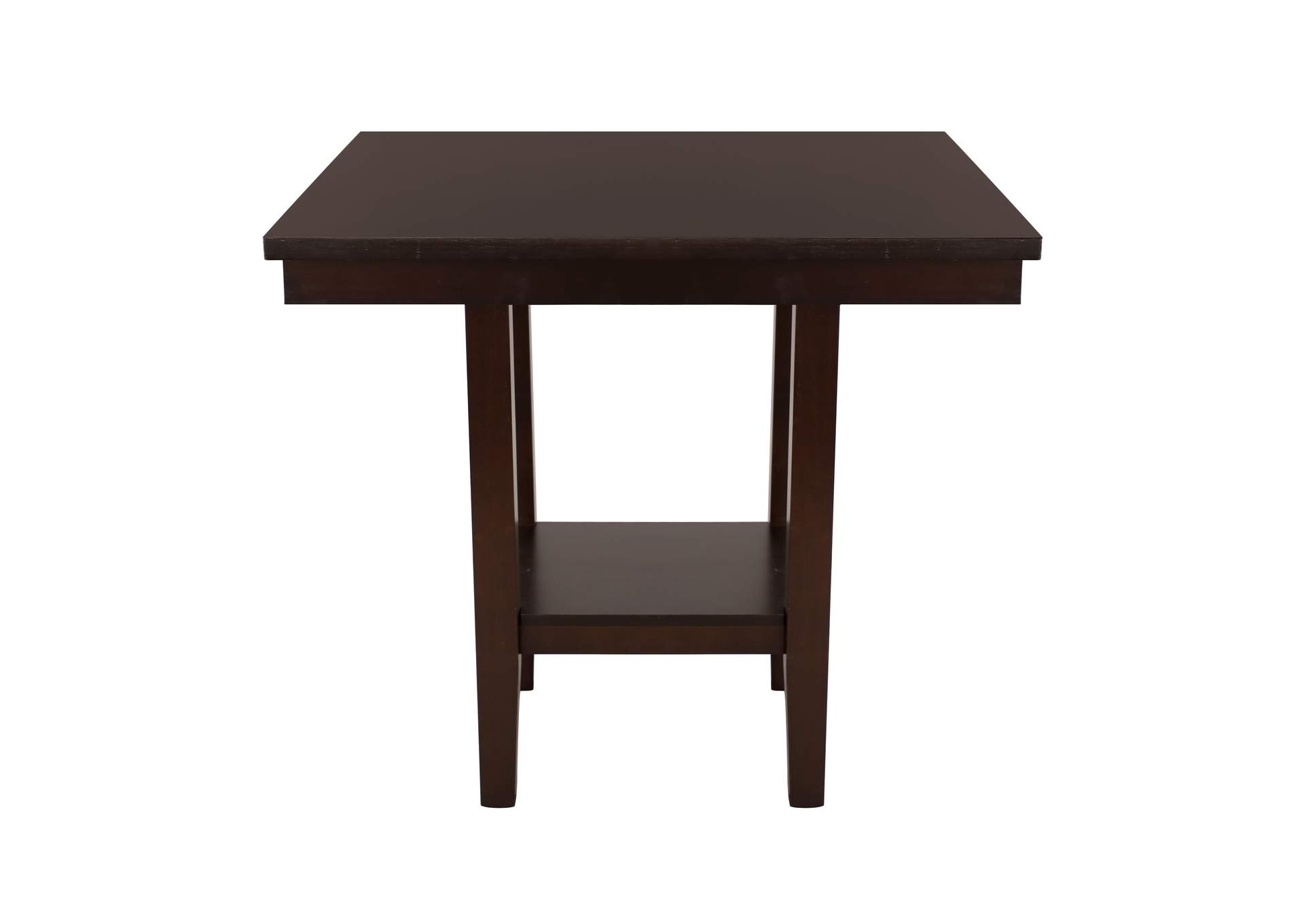 Black Counter Height Table,Homelegance