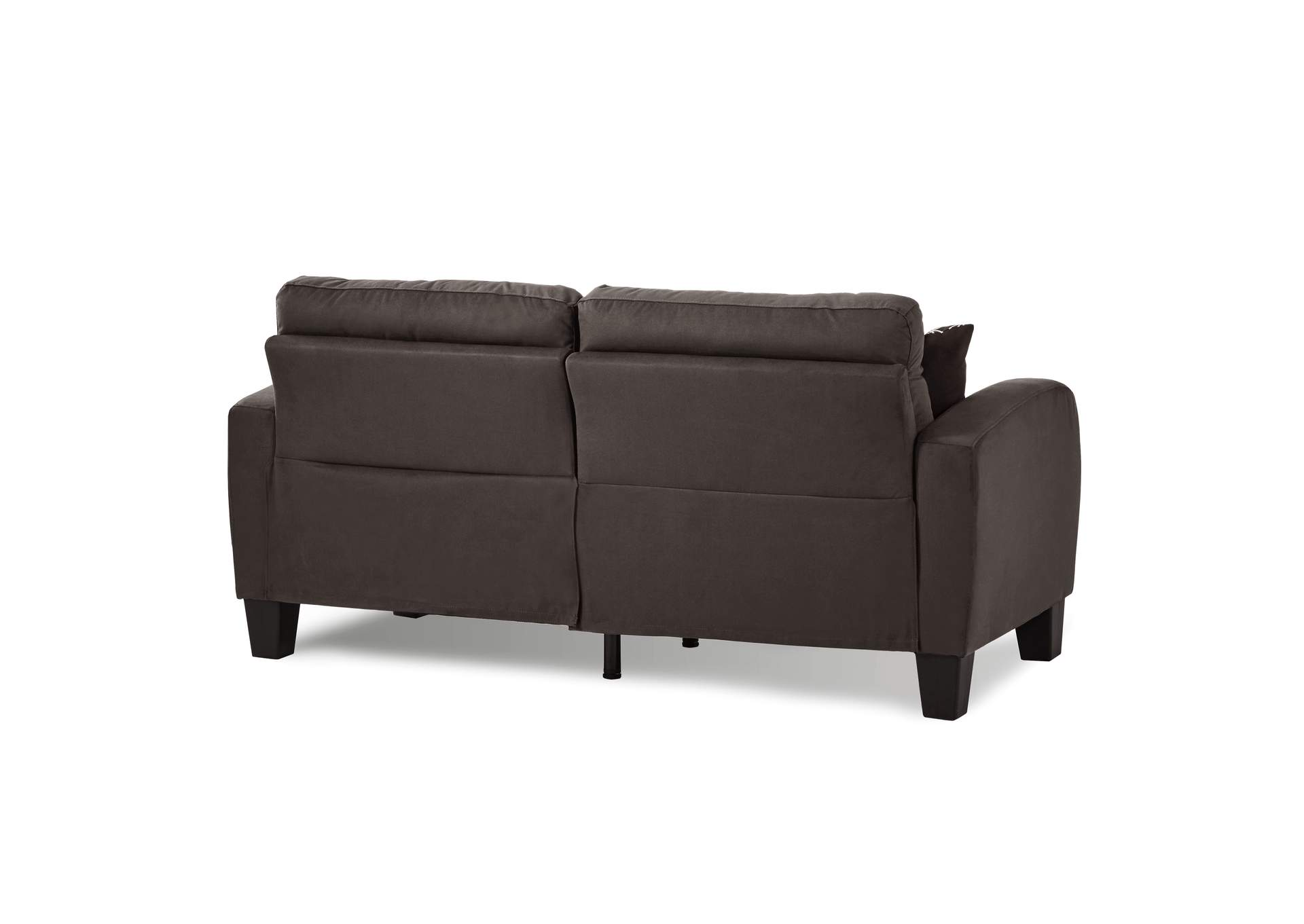 Chocolate Sofa,Homelegance