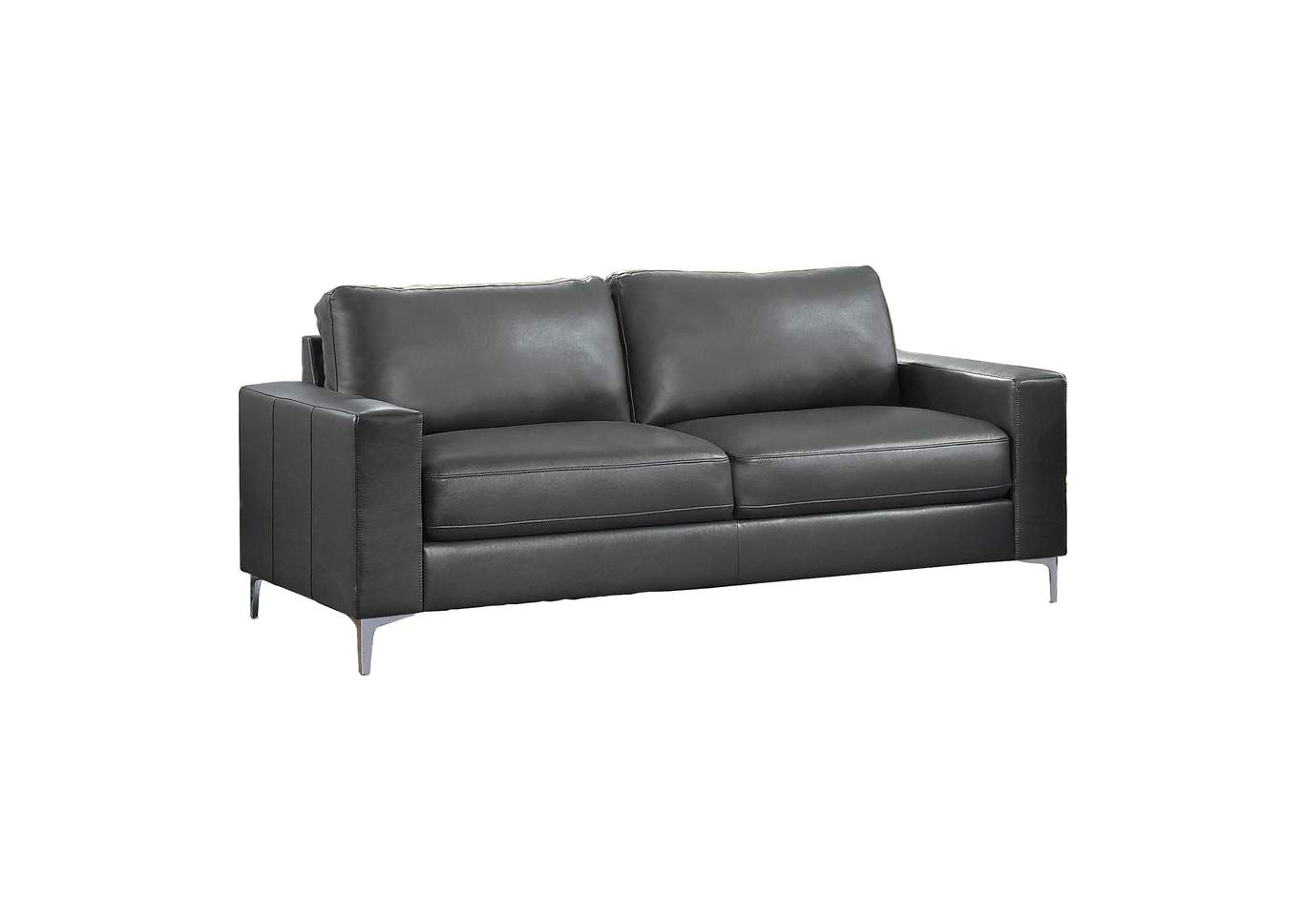 Gray Sofa,Homelegance