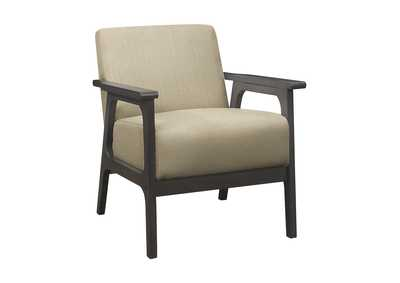 Image for Light Brown Accent Chair