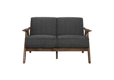 Image for Dark Gray Love Seat