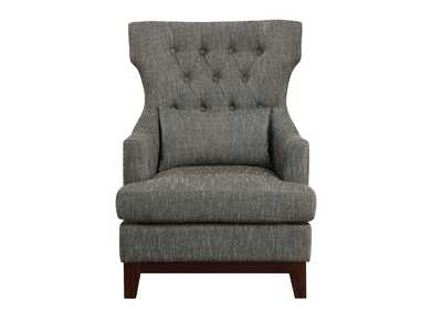 Image for Gray Accent Chair