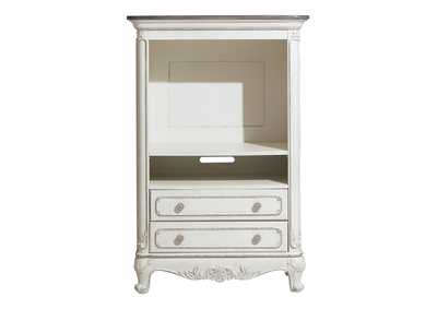 Image for Cinderella Natural White Armoire