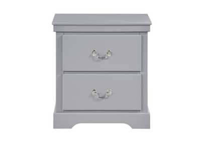 Image for Grey Night Stand