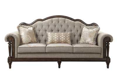 Image for Heath Court Multi-color Sofa with 3 Pillows