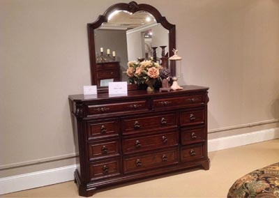 Image for Dresser w/Mirror