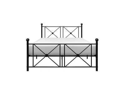 Image for Black Full Platform Bed
