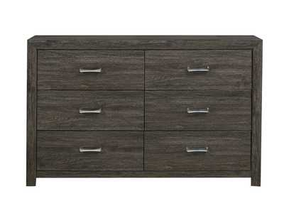 Image for Edina Black Dresser