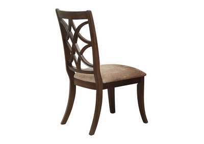 Image for Keegan Beige Side Chair [Set of 2]