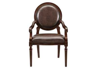 Image for Dark Brown Desk Chair