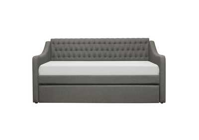 LaBelle Grey Daybed W/ Trundle