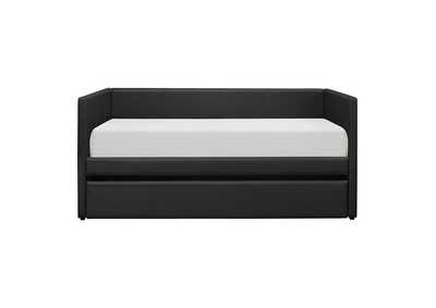 Image for Black Daybed with Trundle