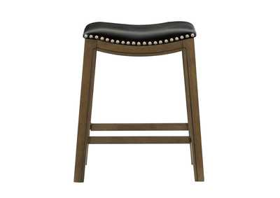 Image for Black 24 Counter Height Stool, Black
