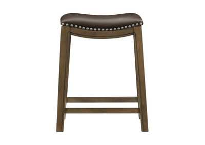 Image for Brown 24 Counter Height Stool, Brown