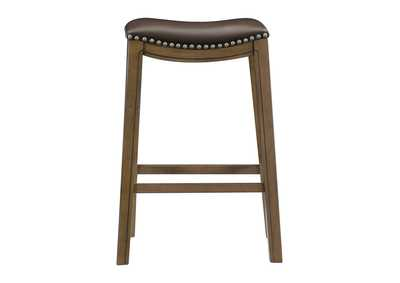 Image for Brown 29 Pub Height Stool, Brown