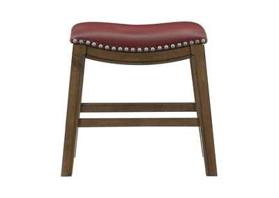 Image for Red 18 Dining Stool, Red