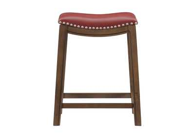 Image for Red 24 Counter Height Stool, Red