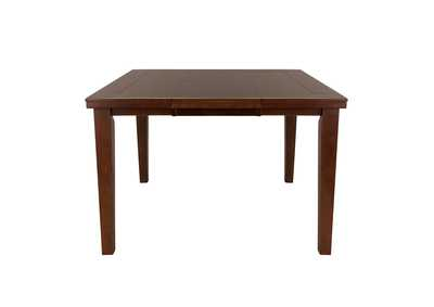 Image for Brown Counter Height Table