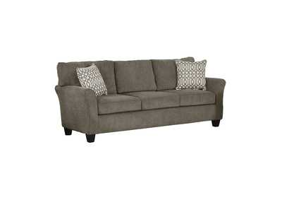 Brown Gray Sofa