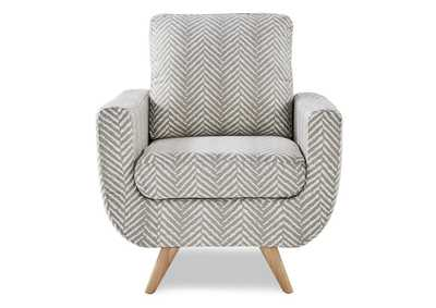 Gray Accent Chair,Homelegance