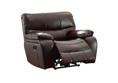 Image for Dark Brown Power Reclining Chair