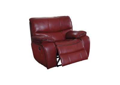 Image for Red Power Reclining Chair