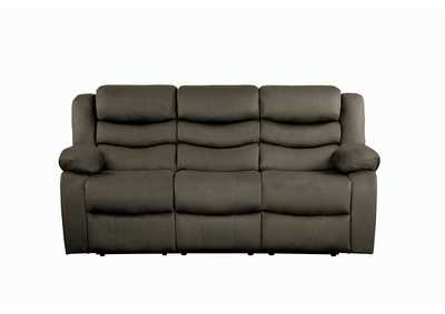 Image for Brown Double Reclining Sofa