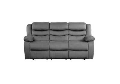 Image for Gray Double Reclining Sofa