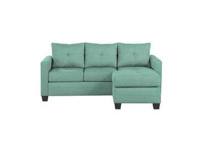 Image for Teal Reversible Sofa Chaise