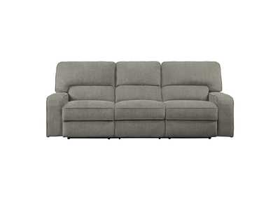 Image for Mocha Double Reclining Sofa