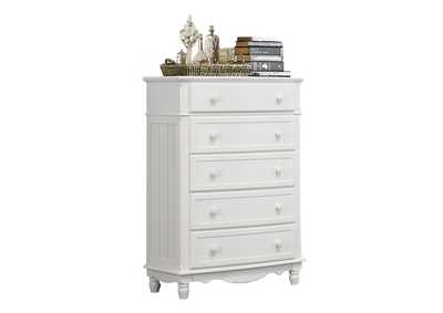 Image for Clementine White Chest
