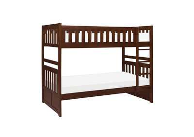 Image for Rowe Cherry Twin/Twin Bunk Bed