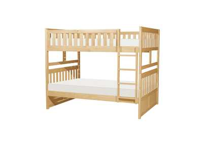 Image for Bartly Pine Full/Full Bunk Bed