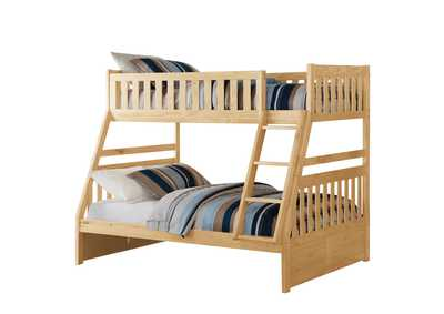 Image for Bartly Pine Twin/Full Bunk Bed
