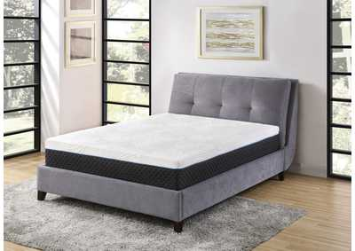 "Image for MC 11'' Latex Microcoil Hybrid-Bedding Gray 11"" Full Latex Microcoil Hybrid Mattress"