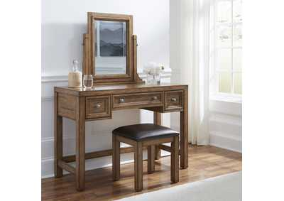 Image for Tuscon Vanity Set By Homestyles