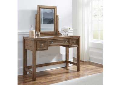 Image for Tuscon Vanity with Mirror By Homestyles
