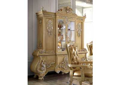 Image for Gold China Cabinet